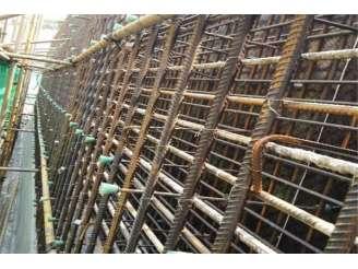 三段式止水螺杆安装施工